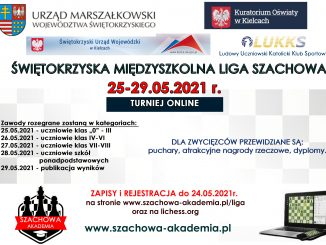 Swietokrzyska Szkolna Liga Szachowa